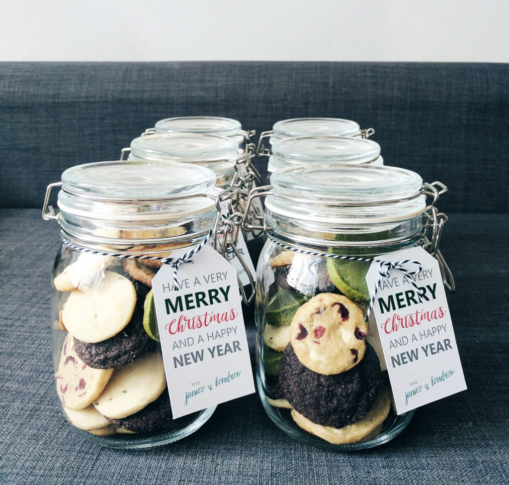 Christmas Cookie Jars