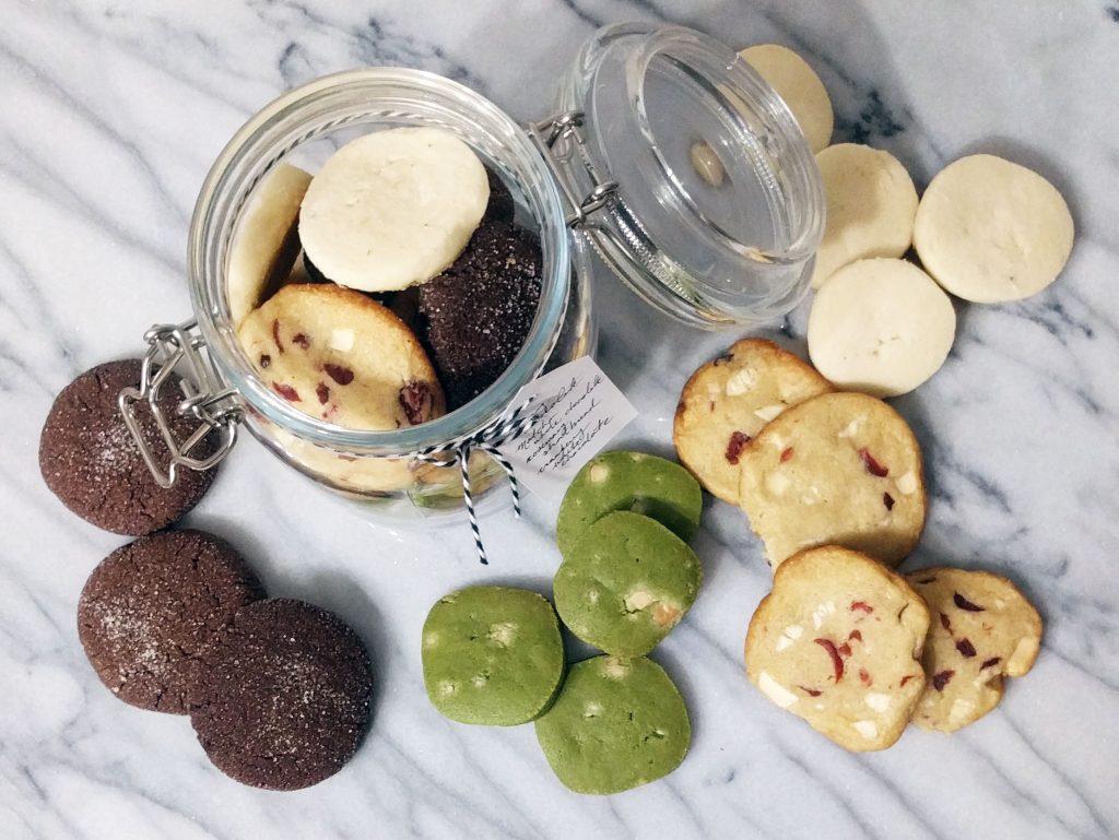 Christmas Cookies Variety