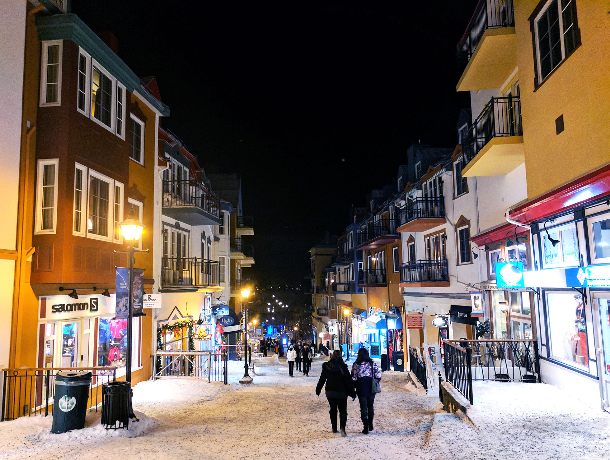 Tremblant Village 1