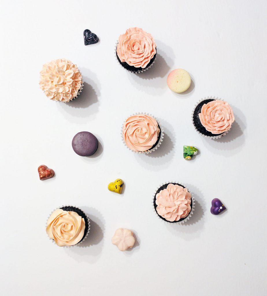 Cupcake Flowers 2