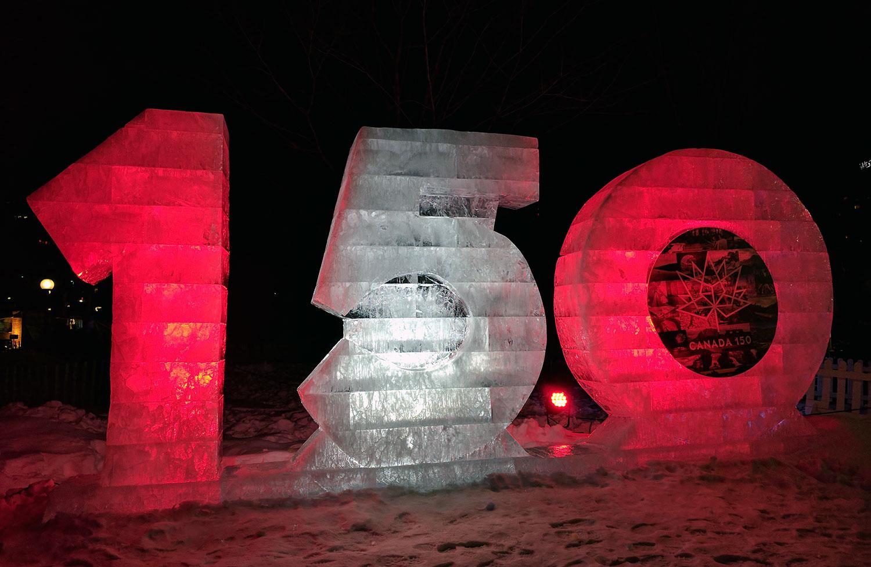 Ottawa Winterlude 150