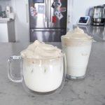 Dalgona Milk Tea Two Cups